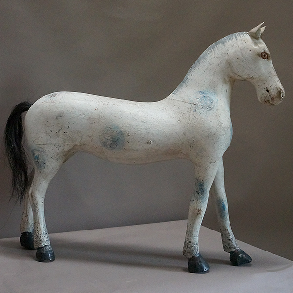 Swedish Horse from the Gemla Toy Factory