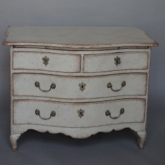 Baroque Chest of Drawers with Tray