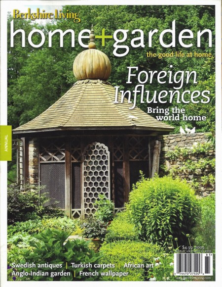 Berkshire Living May 2010 Cover