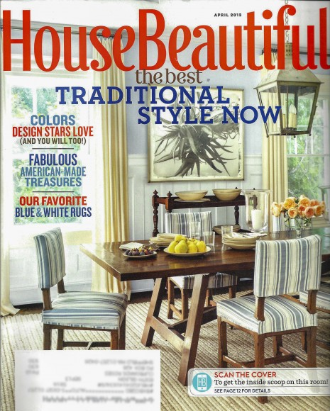 House Beautiful Cover Apr 13