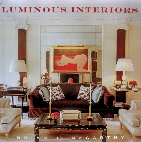 """Luminous Interiors"" by Brian McCarthy"