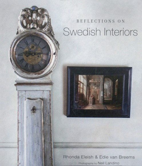 "Two Made-to-Order Tables Featured in ""Reflections on Swedish Interiors"""