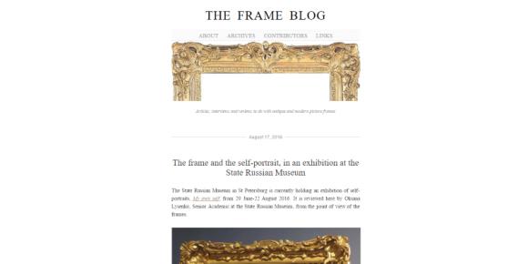 theframeblog