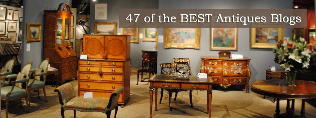 47 of the Best Antique Blogs Online Today