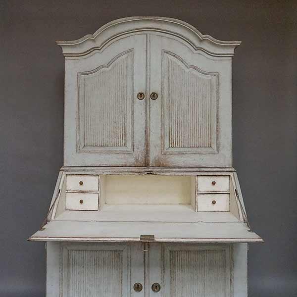 Late Gustavian period secretary