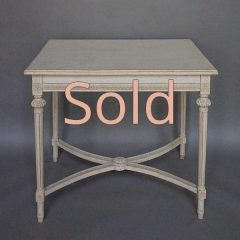 Gustavian style antique Swedish console
