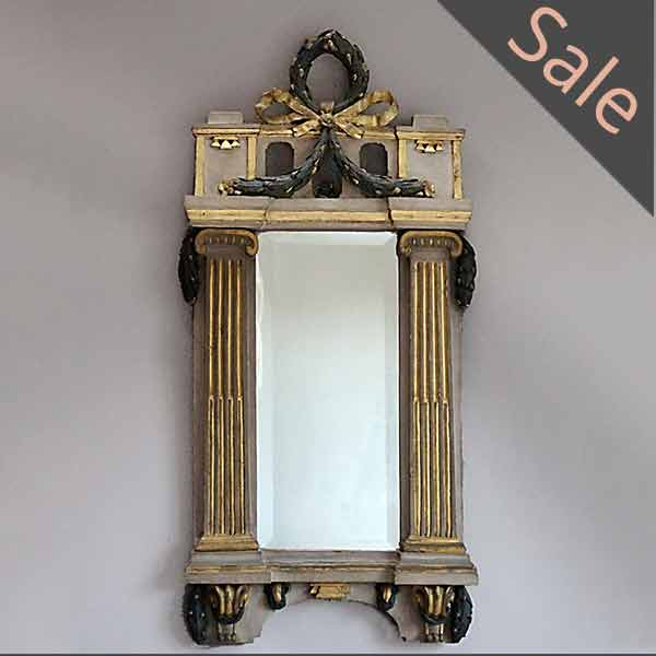 Danish Louis XVI mirror