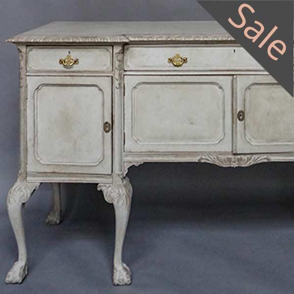 Swedish Rococo Style Sideboard