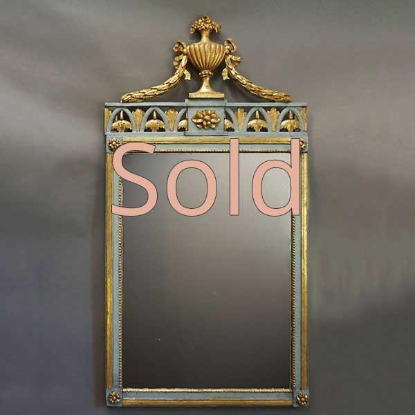 Louis Seize Mirror