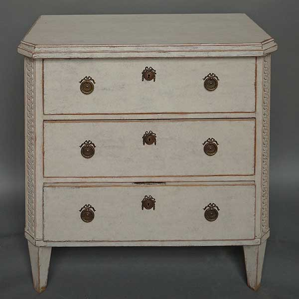 Antique Swedish commode