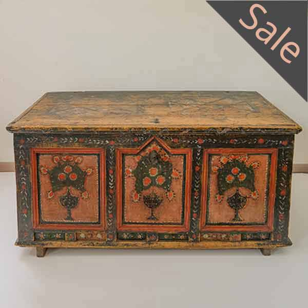 Tyrolean Hope Chest