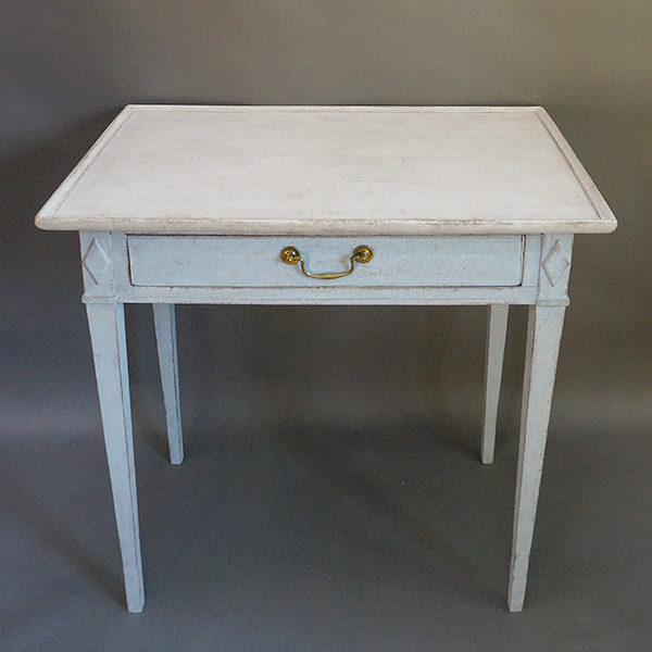 Late Gustavian Tray Top Table