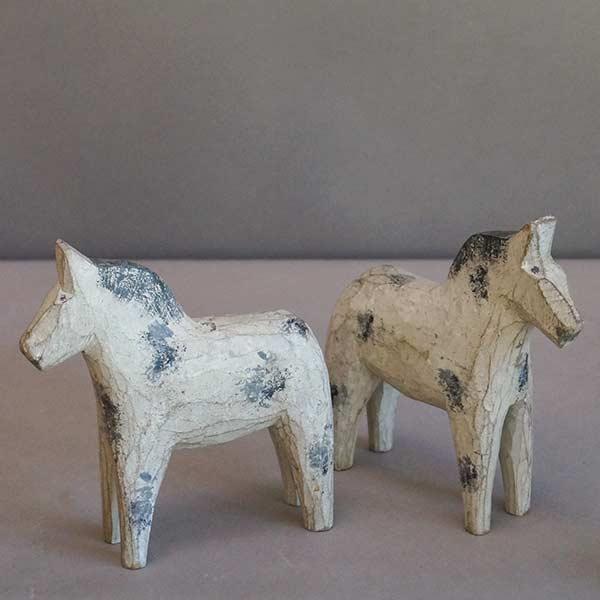 Pair of Dala Horses