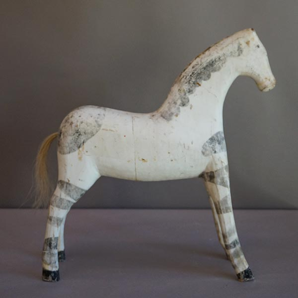 Swedish Horse Painted with Ash