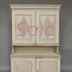 Period Varmland Cabinet