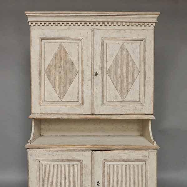 Gustavian Cabinet from Värmland