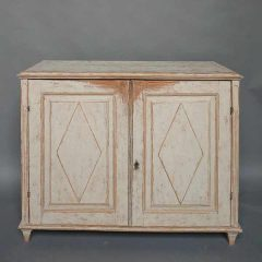 Period Gustavian sideboard