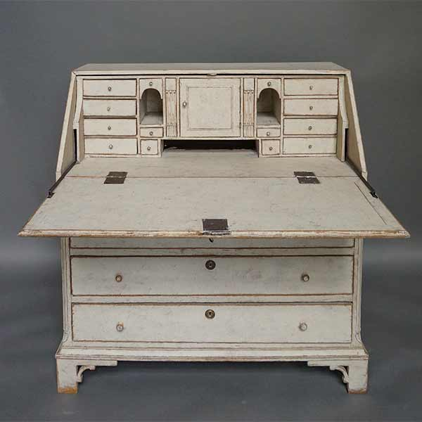 Period Swedish Writing Desk