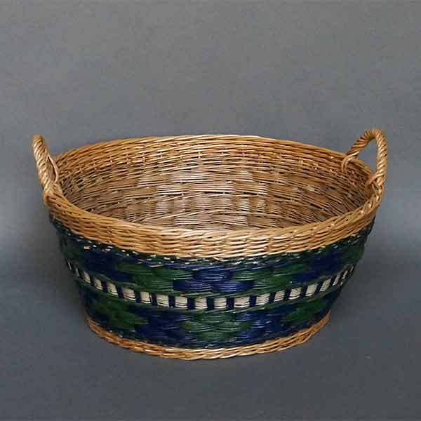 Antique German Wedding Basket