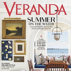 Veranda Cover July August 2019