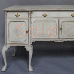 Rococo Style Sideboard